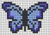 Alpha pattern #55335 variation #102564
