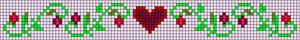 Alpha pattern #48110 variation #102573