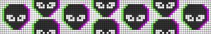 Alpha pattern #58141 variation #102576