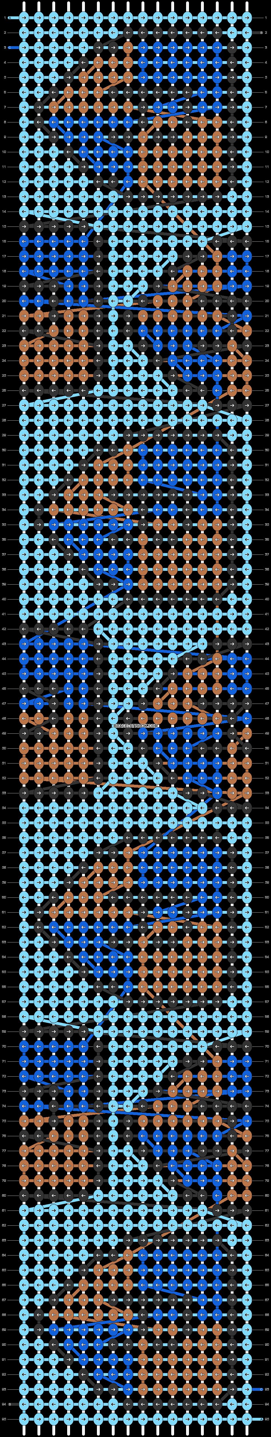 Alpha pattern #58151 variation #102579 pattern