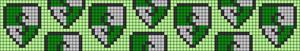 Alpha pattern #58150 variation #102580