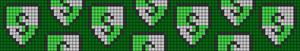 Alpha pattern #58150 variation #102582