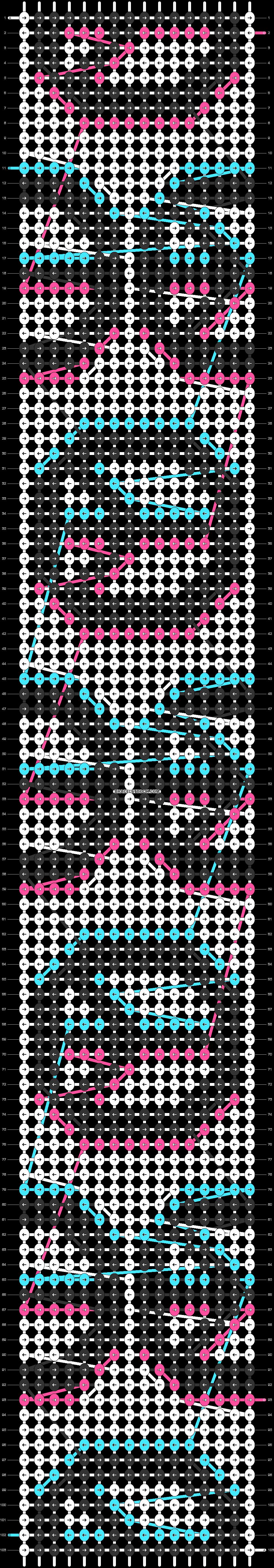 Alpha pattern #58164 variation #102590 pattern