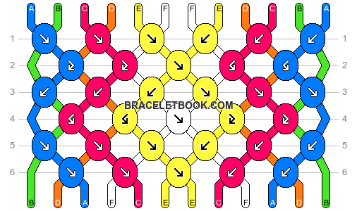 Normal pattern #18 variation #102607 pattern