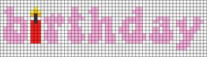 Alpha pattern #58116 variation #102609