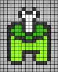 Alpha pattern #58094 variation #102636