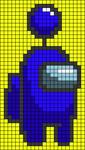 Alpha pattern #56863 variation #102766