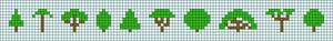 Alpha pattern #50728 variation #102792