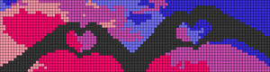 Alpha pattern #18042 variation #102803