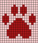Alpha pattern #58032 variation #102852