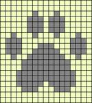 Alpha pattern #58032 variation #102853