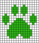 Alpha pattern #58032 variation #102854
