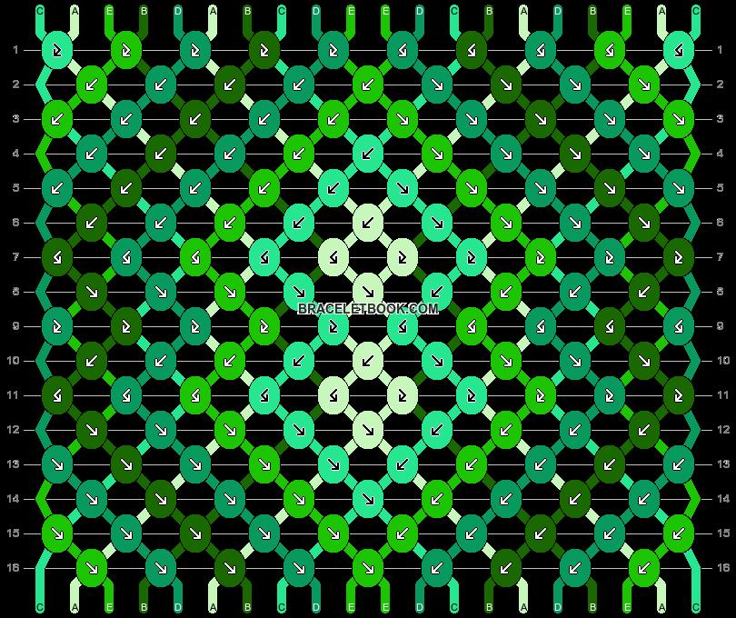 Normal pattern #57407 variation #102884 pattern