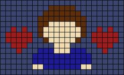 Alpha pattern #57042 variation #102887