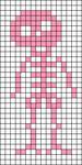 Alpha pattern #54807 variation #102910