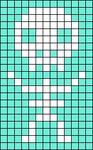 Alpha pattern #22217 variation #102939
