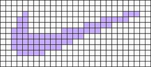 Alpha pattern #5248 variation #103053