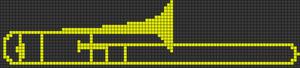 Alpha pattern #6689 variation #103068