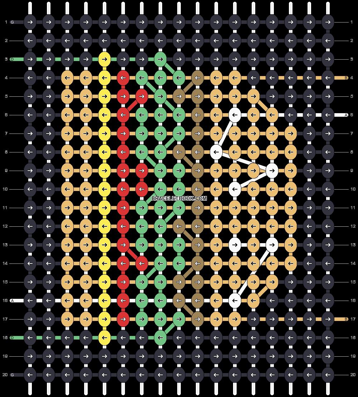Alpha pattern #52762 variation #103114 pattern