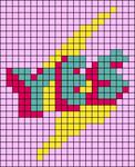Alpha pattern #58263 variation #103126