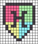 Alpha pattern #58169 variation #103142