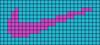 Alpha pattern #5248 variation #103191