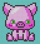 Alpha pattern #58177 variation #103194