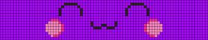 Alpha pattern #58142 variation #103201