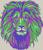 Alpha pattern #21016 variation #103262