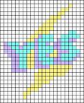 Alpha pattern #58263 variation #103268