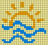 Alpha pattern #58376 variation #103295