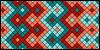 Normal pattern #58432 variation #103340