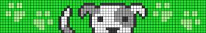 Alpha pattern #49365 variation #103366