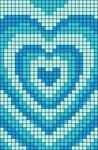 Alpha pattern #51217 variation #103368