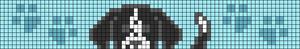 Alpha pattern #58524 variation #103431