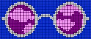 Alpha pattern #22202 variation #103471