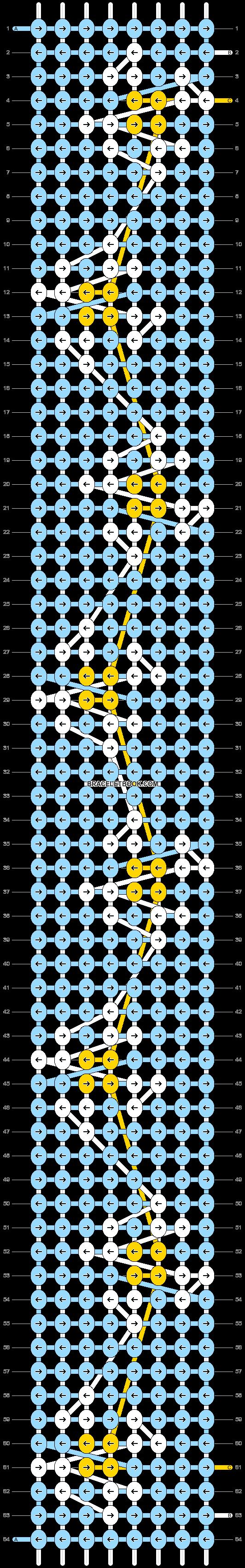Alpha pattern #58519 variation #103490 pattern