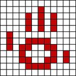 Alpha pattern #56785 variation #103504