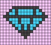 Alpha pattern #28741 variation #103521