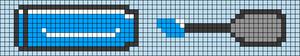 Alpha pattern #58386 variation #103575