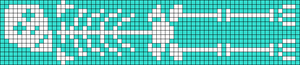 Alpha pattern #15036 variation #103640