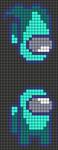 Alpha pattern #58462 variation #103651