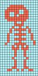 Alpha pattern #54807 variation #103738