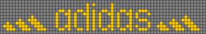 Alpha pattern #7014 variation #103756