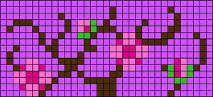 Alpha pattern #12623 variation #103814