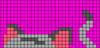 Alpha pattern #34270 variation #103835