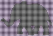 Alpha pattern #55550 variation #103862
