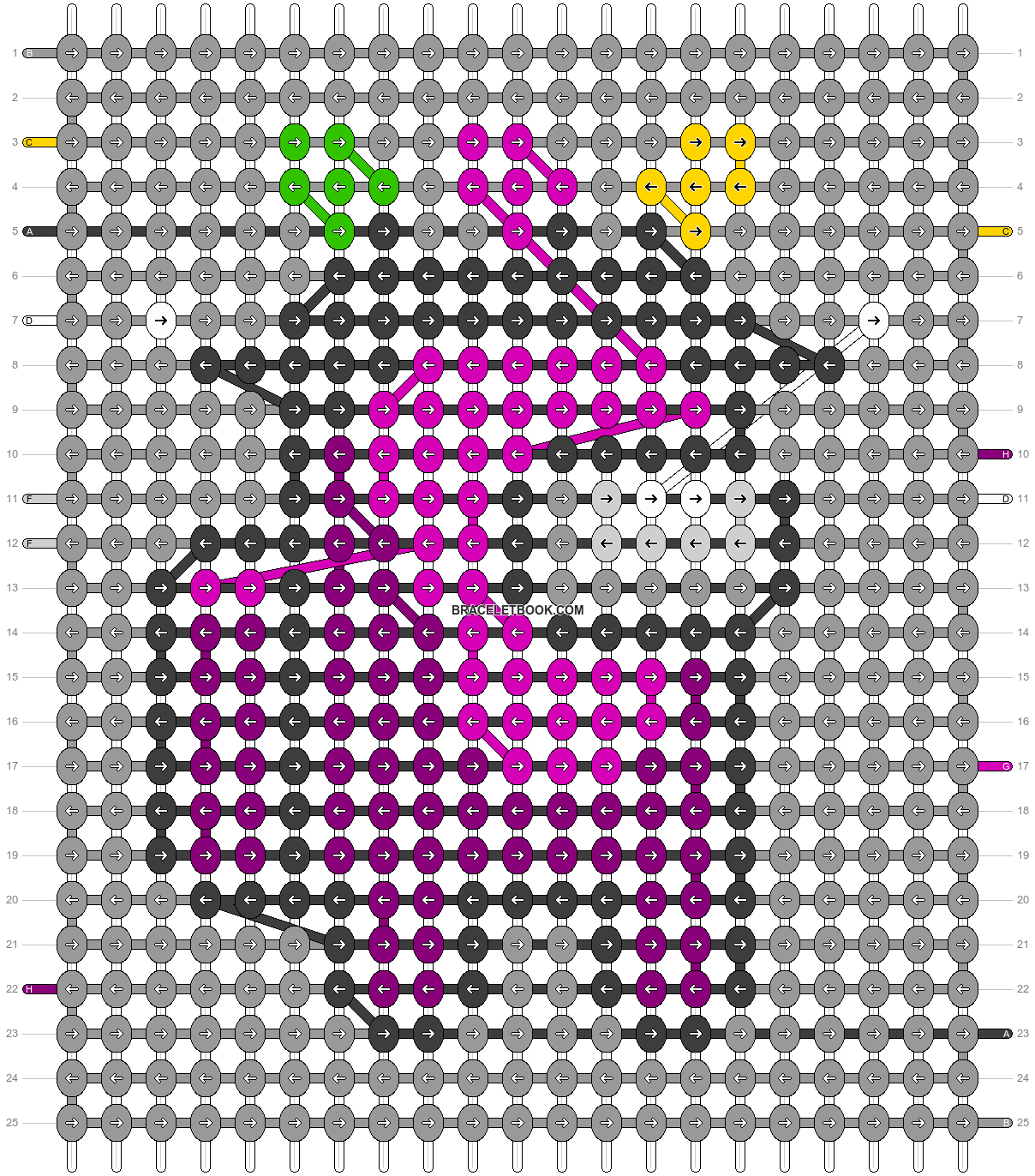 Alpha pattern #57555 variation #103901 pattern