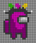 Alpha pattern #57555 variation #103901