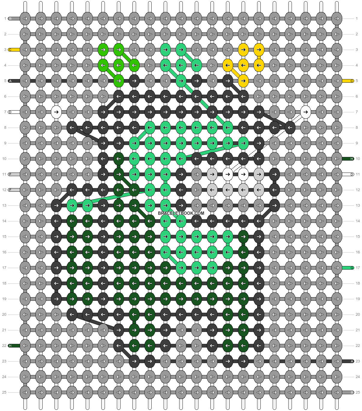 Alpha pattern #57555 variation #103904 pattern